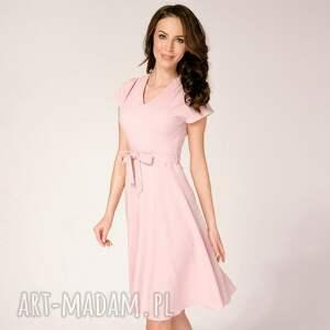 intrygujące sukienki koktajlowa-sukienka sukienka rozkloszowana felicia