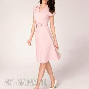 sukienki koktajlowa-sukienka sukienka rozkloszowana felicia