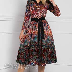 sukienki sukienka midi sabina celestia
