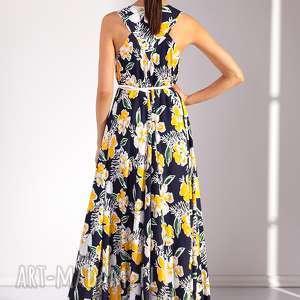 nietuzinkowe sukienki maxi sukienka sanaa
