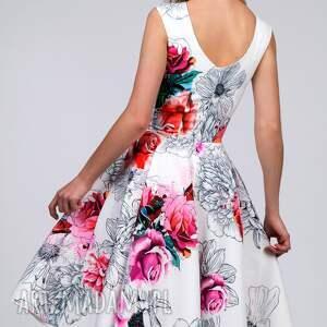 sukienki midi sukienka scarlett delicja