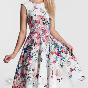 koło sukienki sukienka scarlett midi otylia