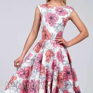 midi sukienka scarlett rozetka
