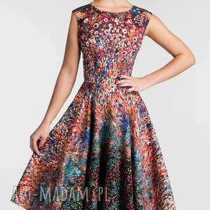 czarne sukienki sukienka scarlett midi celestia