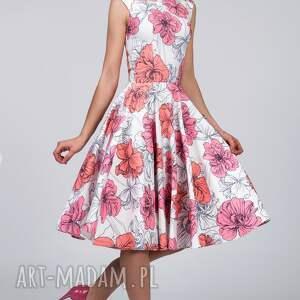 białe sukienki plecy sukienka scarlett midi rozetka