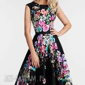 czarne sukienki sukienka na wesele scarlett midi belinda