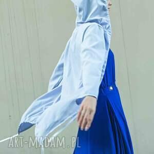 handmade sukienki sukienka sen jednej nocy kobalt