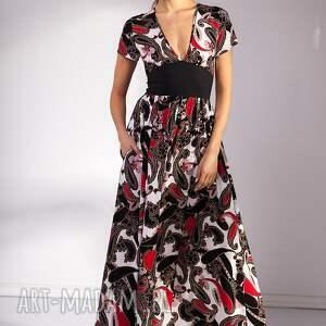 efektowne sukienki letnia sukienka shade