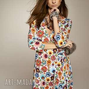 gustowne sukienki sukienka kopertowa stanislawa 5649