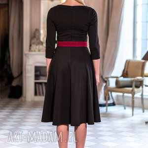 hand made sukienki midi sukienka stella