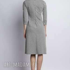czarne sukienki kostka sukienka, suk116