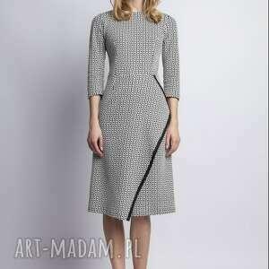 hand made sukienki kostka sukienka, suk116