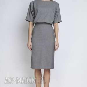 niebanalne sukienki ołówkowa sukienka, suk123 pepito