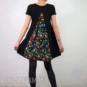 niepowtarzalne sukienki sukienkaswing sukienka swing folk