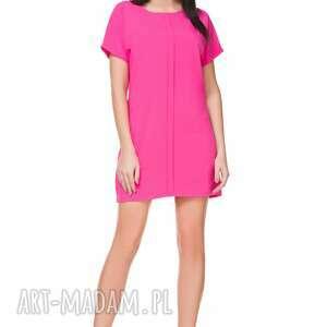 sukienki szyfon sukienka szyfonowa t166