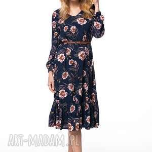 sukienki wiskozowa sukienka tamar