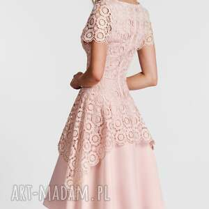 sukienki sukienka trini midi koronka