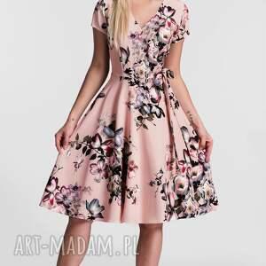 sukienki kopertowa sukienka vera ii midi weronika