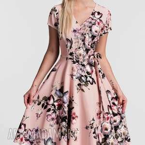 midi sukienki sukienka vera ii weronika