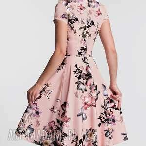 sukienki midi sukienka vera ii weronika