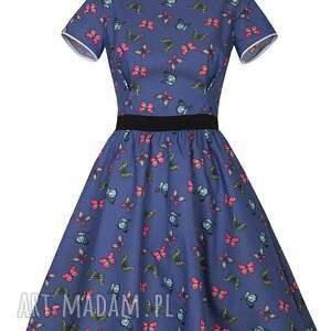 sukienki motylki sukienka w amore