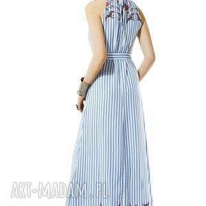 sukienki paski sukienka w amore