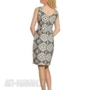2afda8f82c sukienka wieczorowa bogato zdobiona rozmiar 44 - elegancka