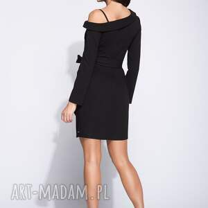 sukienki sukienka wieczorowa mini na jednym