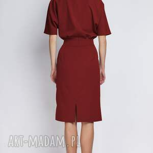 handmade sukienki sukienka z dopasowanym dołem