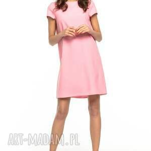 trendy sukienki sukienka z kontrafałdą na plecach