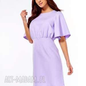 trendy sukienki sukienka wizytowa z luźną górą diana
