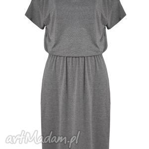 sukienki midi sukienka z odkrytymi ramionami