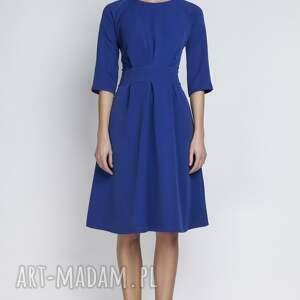 gustowne sukienki rozkloszowana sukienka z rozkloszowanym dołem