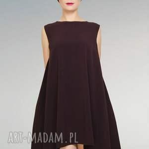 sukienki boki sukienka ze streczu z dłuższymi