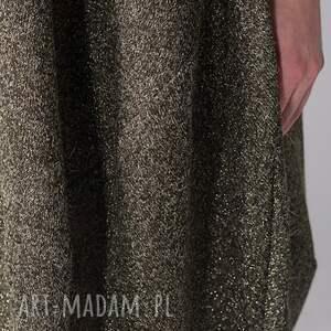 złotanitka sukienki sukienka ze zlota nitką ostatnia