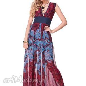 czerwone sukienki moda sukienka zuri