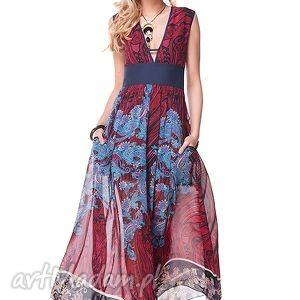 hand-made sukienki boho sukienka zuri