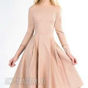 sukienki cappucino sukienka zuza midi