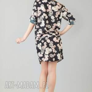 faaa6931eb szare sukienki swobodna sukienko tunika donata 5