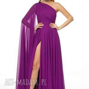 sukienki asymetryczna suknia alisa