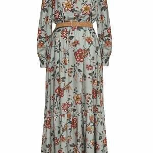 sukienka suknia maxi w kwiaty paloma