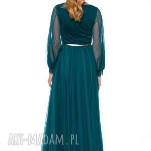 eleganckie sukienki balowa suknia mila