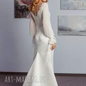 handmade sukienki wedding suknia ślubna szyta na miarę
