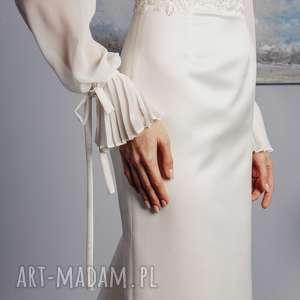 sukienki wedding suknia ślubna szyta na miarę