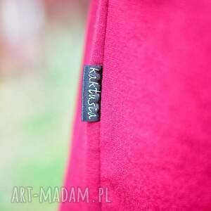 ręcznie zrobione sukienki asymetryczna unikat!!! sukienko tunika stripe