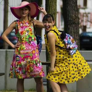 ciekawe sukienki polska marka wyjątkowa sukienka, 100%