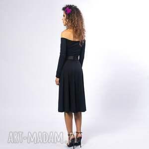 nietuzinkowe sukienki elastyczna ursula - sukienka