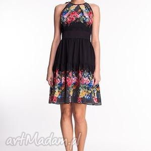ręcznie zrobione sukienki moda veronique - sukienka