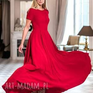 hand made sukienki sukiena rose