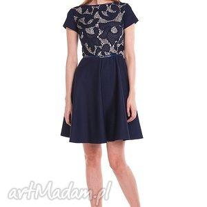 niebieskie sukienki sukienka kinga